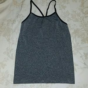 Athletic Built in Bra Workout Tank