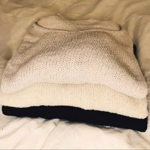 Brandy Melville Sweater Bundle