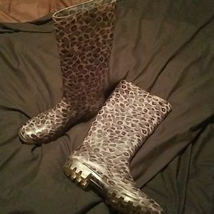 Women's COACH Rain/Snow boots