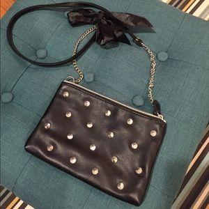 H&M mini purse with studs