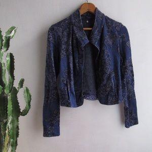 Darling Anthropologie blazer #171018008