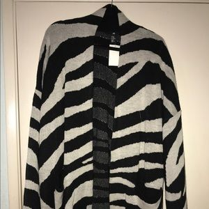 H&M Sweater Kimono