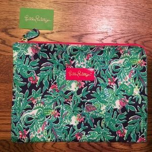 NWT Lilly Pulitzer Pick Me Up Pouch - Trunk Show