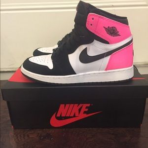 Valentine's edition Nike Air Jordan 1