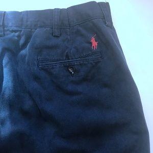 Navy Blue Polo Pants