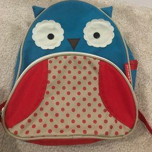 Skip Hop Zoo Owl backpack