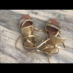 Zara sandals size : 9