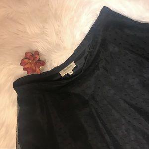 Neiman Marcus Exclusive Black Skirt