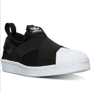 Adidas Superstar Slip-On Sneakers New