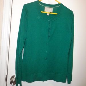 3 for $13 - Banana Republic Wool Cardigan Large