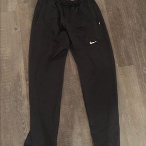 Nike dry track pants