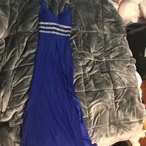 Say Yes to the Prom 2017 Macy's dress