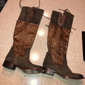 Steve Madden Firebird Over the Knee Boots!