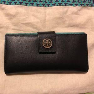 Tory Burch Robinson Bi-fold wallet