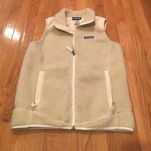 PATAGONIA size M fleece vest