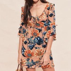 For Love & Lemons Mini Dress