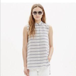 Madewell Composer Shirt Stripe