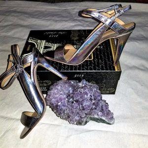 """🥂Calvin Klein🥂 Strappy """"Nissa"""" Heel Sandal"""