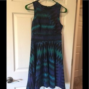 French Connection Skater Dress Size 4