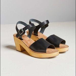 UO Rita Clog Sandals