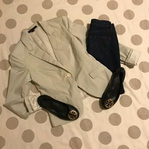 Express Design Studio pinstripe blazer