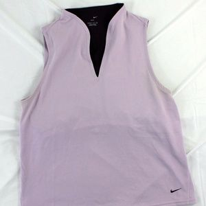 Nike Dri fit sz L sleeveless tank athletic apparel