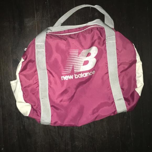 New Balance Vintage gym duffel bag