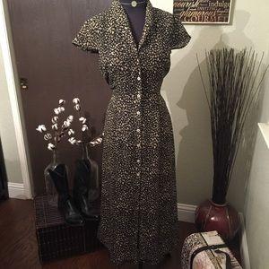 Button Down Dress 12