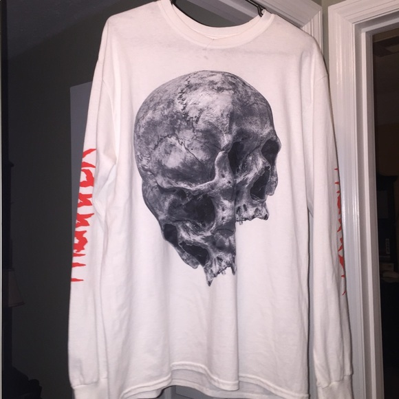8f6d46f101 Urban Outfitters Young Thug Long Sleeve T Shirt