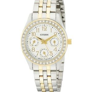 Two Toned Citizen Women's Watch