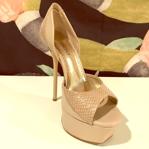 BEBOHigh heels - nude 8wU8ayLZ