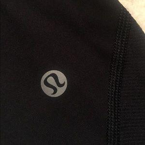 Lululemon 3/4 length leggings/Capri