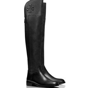 Used Tory Burch Simone Boot