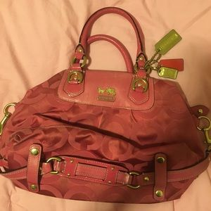 Coach Purse- barely used
