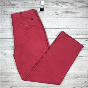 NWT Polo Ralph Lauren 'The Preston' Chino Pants