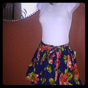 Abercrombie &Fitch women's skirt