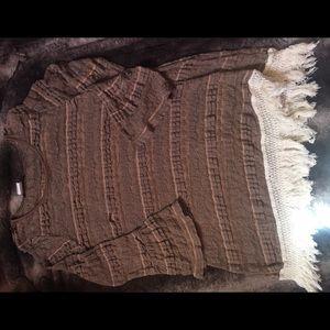 Sassybling fringed tunic