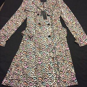 BCBG coat dress