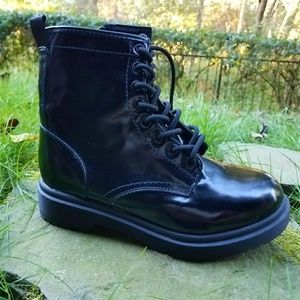 Women's Punk Boots sz 7