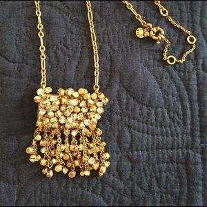 J. Crew Drop Necklace
