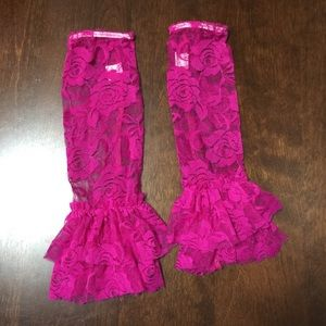 Other - Lace Leg Warmers