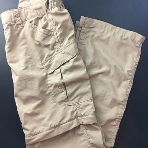 The North Face Women's/Convertible Zip Off Short/M
