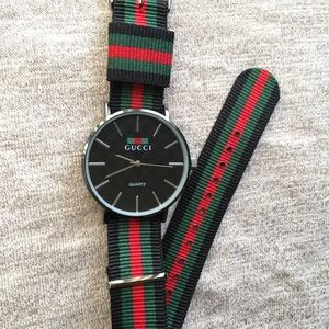 Gucci G Timeless Weekend Watch !