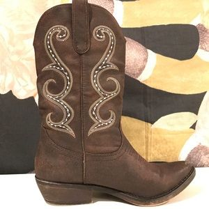 e3d2864a583 Women American Rag Cowboy Boots on Poshmark