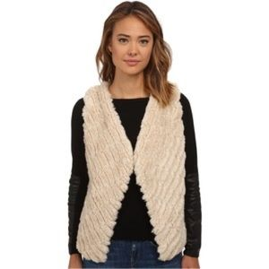 Keith Fur Vest with pockets!