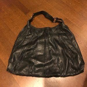 Kenneth Cole black shoulder bag