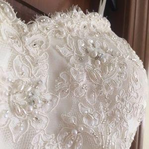 Sincerity Bridal Dresses - **BRAND NEW NEVER WORN SINCERITY WEDDING DRESS**
