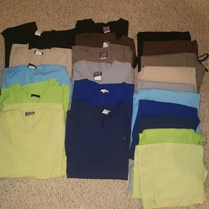Lot of Cherokee brand scrubs