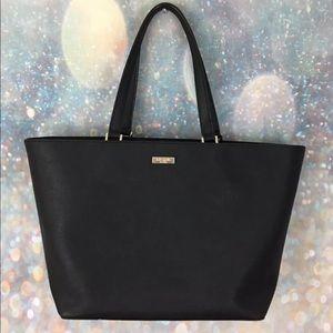 Kate Spade leather newbury jules tote purse
