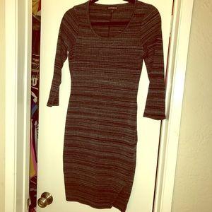 EUC Express Dress